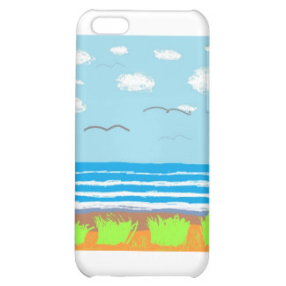 On The Shore iPhone Case iPhone 5C Cover