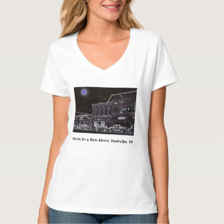 Once in a Blue Moon, Nashville, TN T-Shirt