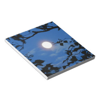 Once-in-a-Blue-Moon Notepad