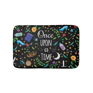 Once Upon a Time Bathmat