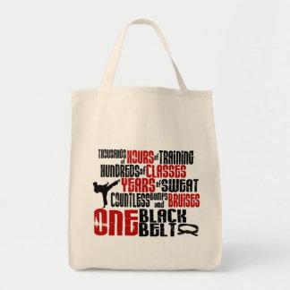 ONE Black Belt 2 KARATE T-SHIRTS & APPAREL Tote Bag