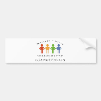 One Bully at a Time Support Bumper Sticker