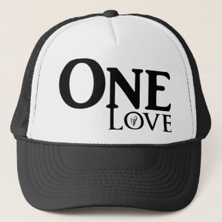 One love trucker hat