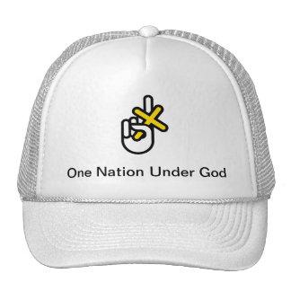 One Nation Under God Cap