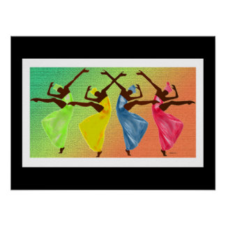 One of Life's Greatest Gifts is Dance Poster