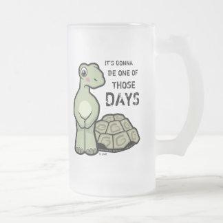 One Of Those Days Cute Tortoise Mugs