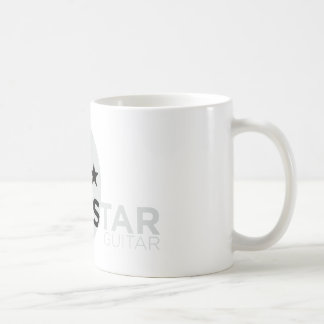 One Star Guitar Logo Coffee Mug