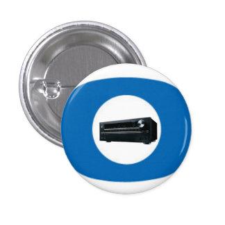 Onkyo ! 3 cm round badge