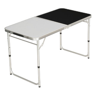 Only Color Background - grey black + your ideas Beer Pong Table