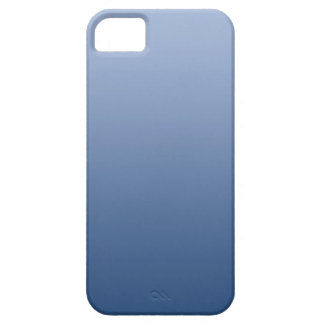 ONLY COLOR gradients - blue iPhone 5 Cases