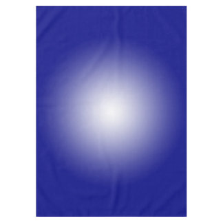 ONLY COLOR gradients blue + your ideas Tablecloth