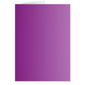 ONLY COLOR gradients - magenta Card