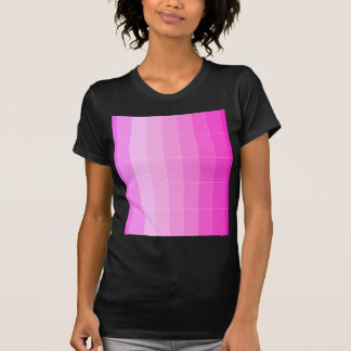 Only Color Magenta Pink Ombre T-Shirt
