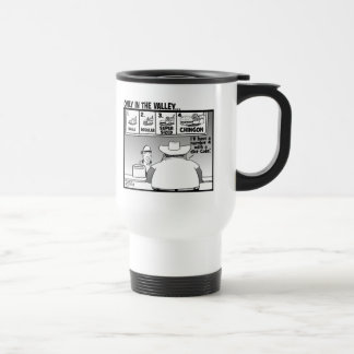 Only in the Valley Mug