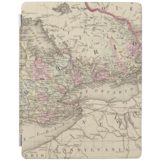 Ontario 2 iPad cover