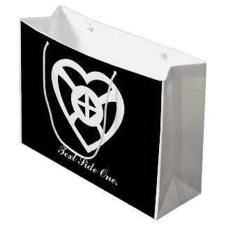 Onyankopon Adom... |  Symbol for Hope and Faith Large Gift Bag