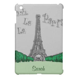 Ooh La La Paris Eiffel Tower Case Case For The iPad Mini