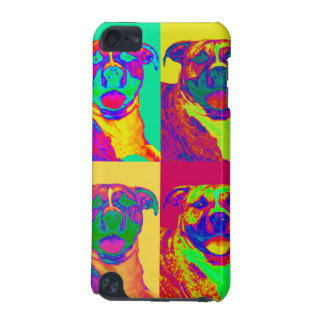 Op Art Pitbull iPod Touch (5th Generation) Case