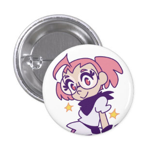 Opal 3 Cm Round Badge