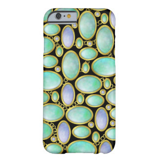 Opal Brooch Chain Pattern Barely There iPhone 6 Case