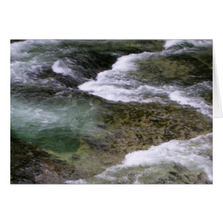 Opal Creek Card