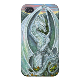 Opal Dragon iPhone 4 Cover