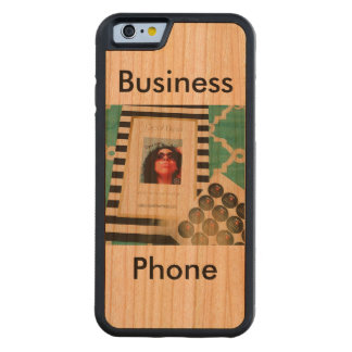 Opal Ellyse Business Phone Cherry iPhone 6 Bumper