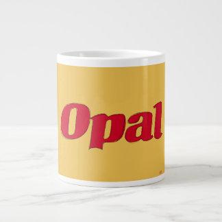 Opal from 1970s 1980s Opal Fruits wrapper Large Coffee Mug