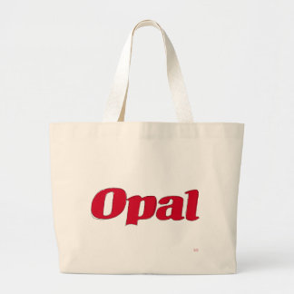 Opal from Opal Fruits 1970s 1980s Large Tote Bag