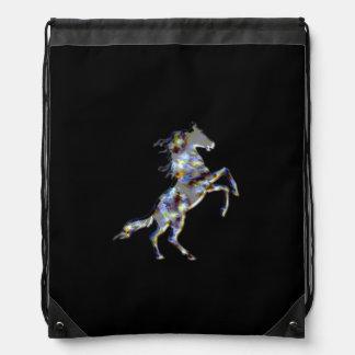Opal horse bag