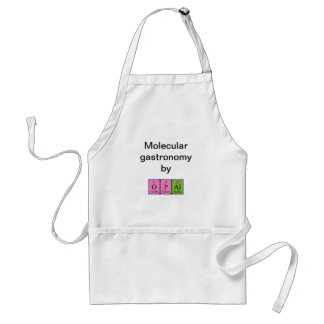 Opal periodic table name apron
