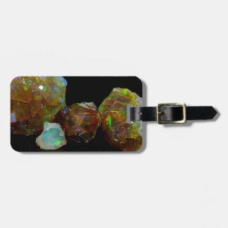 Opals Luggage Tag
