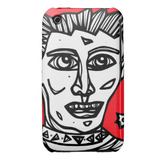 Open Broad-Minded Delightful One iPhone 3 Case-Mate Case