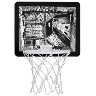 Open Doors Mini Basketball Hoop