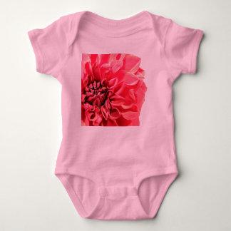 OPEN FLOWER BABY BODYSUIT