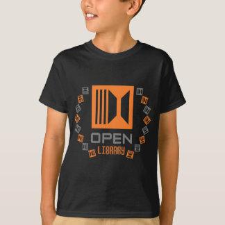 open library T-Shirt