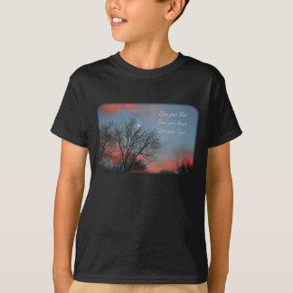Open your Mind, Heart & Eyes / Inspiration T-Shirt
