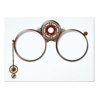 Opera glasses invitations