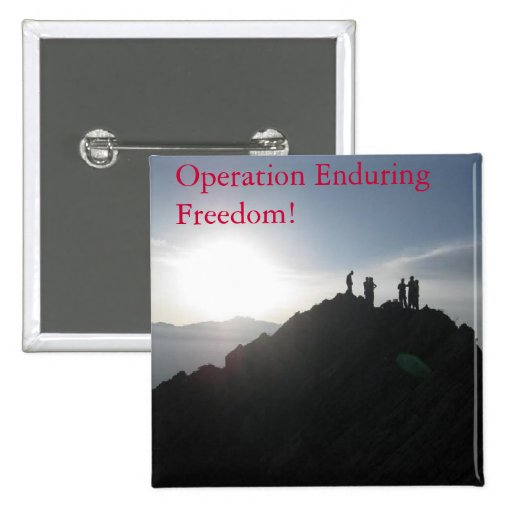 Operation Enduring Freedom! Buttons
