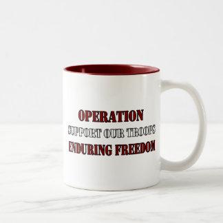 Operation Enduring Freedom Mug