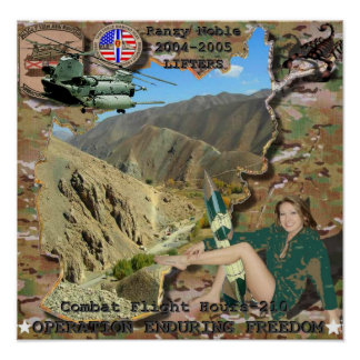 OPERATION ENDURING FREEDOM Print