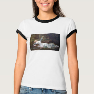 Ophelia by Cabanel T-Shirt