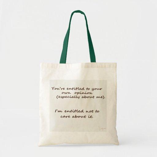Opinion Handbag Canvas Bags