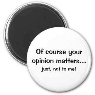 Opinion Magnet