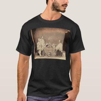 Opium Smokers in China T-Shirt