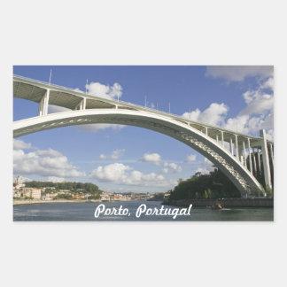 Oporto Arrábida bridge sticker
