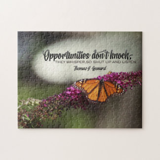 Opportunities Whisper Custom Puzzle