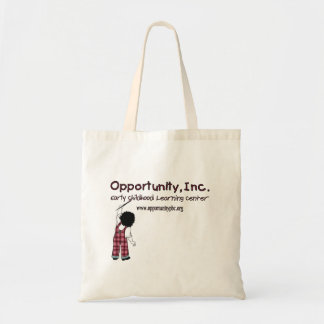 Opportunity, Inc. Budget Tote Bag