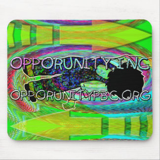 Opportunity, Inc. colorful mousepad