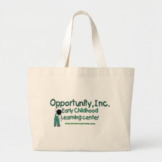 Opportunity, Inc. Jumbo Tote Jumbo Tote Bag
